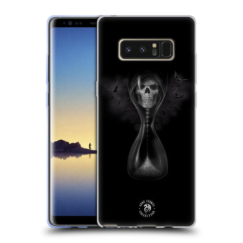 Official Anne Stokes Reaper Soft Gel Case for Samsung Galaxy Note8