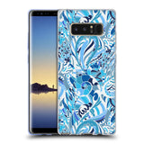 Official Julia Badeeva  Assorted Patterns 2 Soft Gel Case for Samsung Galaxy Note8