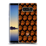 Official Anne Stokes Fire Tribal Soft Gel Case for Samsung Galaxy Note8