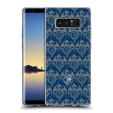 Official Anne Stokes Motif Patterns Soft Gel Case for Samsung Galaxy Note8