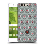 Official Anne Stokes Motif Patterns Soft Gel Case for Huawei P10