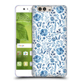 Official Julia Badeeva  Floral Patterns 2 Soft Gel Case for Huawei P10
