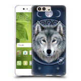 Official Anne Stokes Wolves Soft Gel Case for Huawei P10