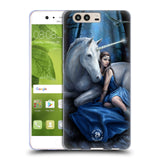 Official Anne Stokes Unicorns Soft Gel Case for Huawei P10
