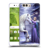 Official Anne Stokes Unicorns 2 Soft Gel Case for Huawei P10