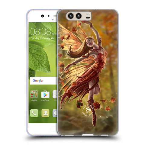 Official Anne Stokes Fairies Soft Gel Case for Huawei P10