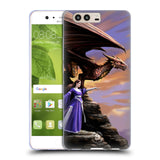 Official Anne Stokes Dragons 2 Soft Gel Case for Huawei P10