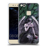 Official Anne Stokes Angels Soft Gel Case for Huawei P10 Lite