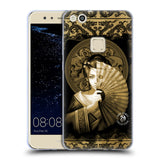 Official Anne Stokes Oriental Skull Soft Gel Case for Huawei P10 Lite