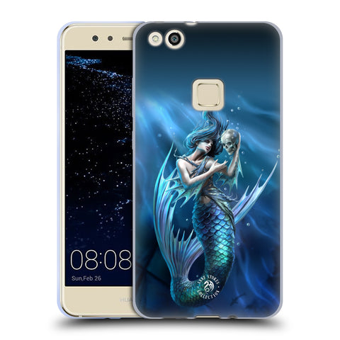 Official Anne Stokes Mermaids Soft Gel Case for Huawei P10 Lite