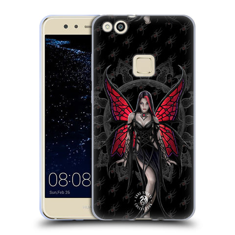 Official Anne Stokes Gothic Soft Gel Case for Huawei P10 Lite
