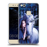 Official Anne Stokes Unicorns 2 Soft Gel Case for Huawei P10 Lite