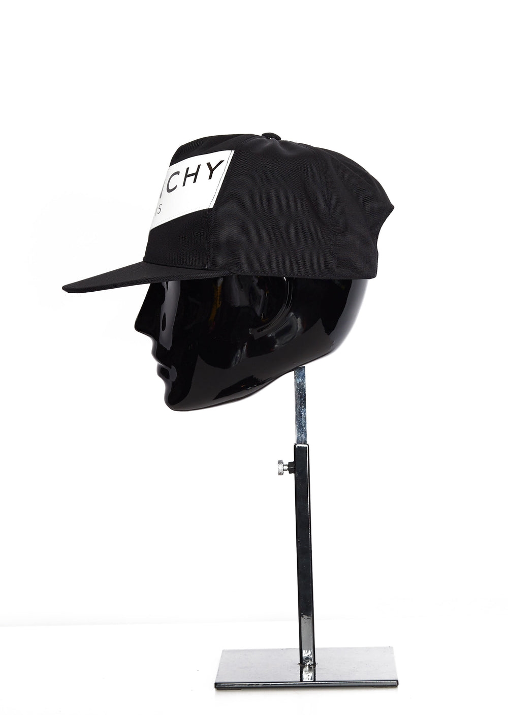 GIVENCHY Logo Canvas Baseball Cap