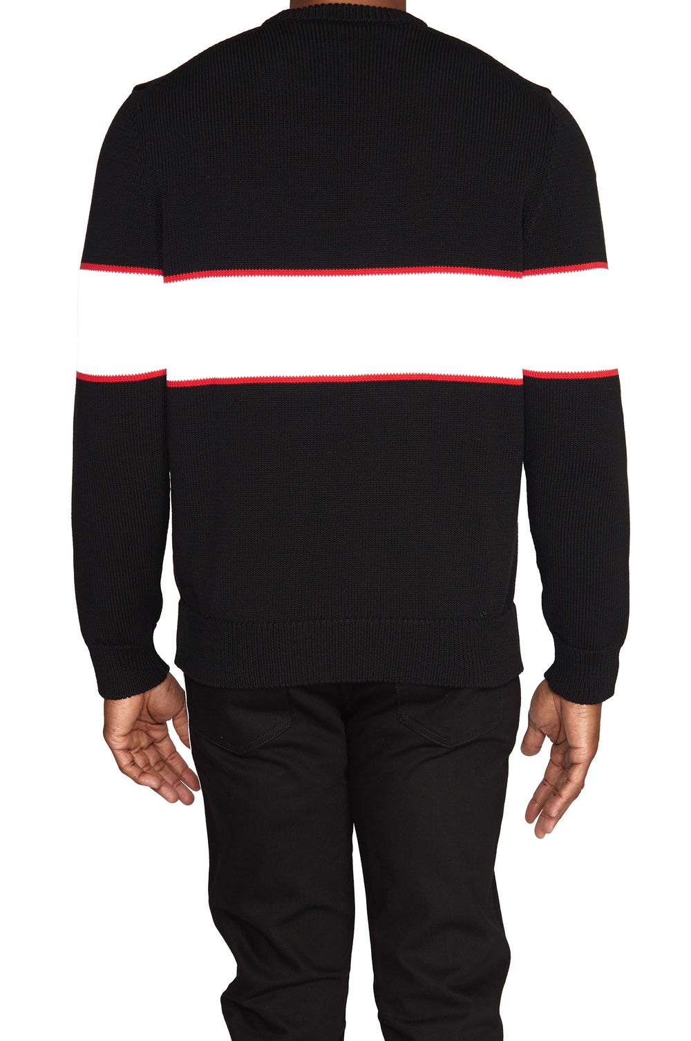 GIVENCHY MENS LOGO SWEATER