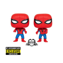 Funko Pop! Spider-Man Imposter 2-Pack Vinyl Figures (Entertainment Earth Exclusive)