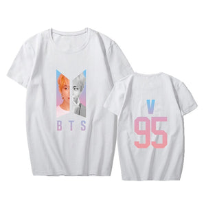BTS Photo RM V SUGA T-Shirt
