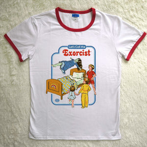 Lets Call The Exorcist T-Shirt