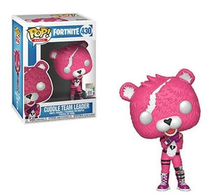 Funko Pop! Fortnite #430 Cuddle Team Leader Vinyl Figure
