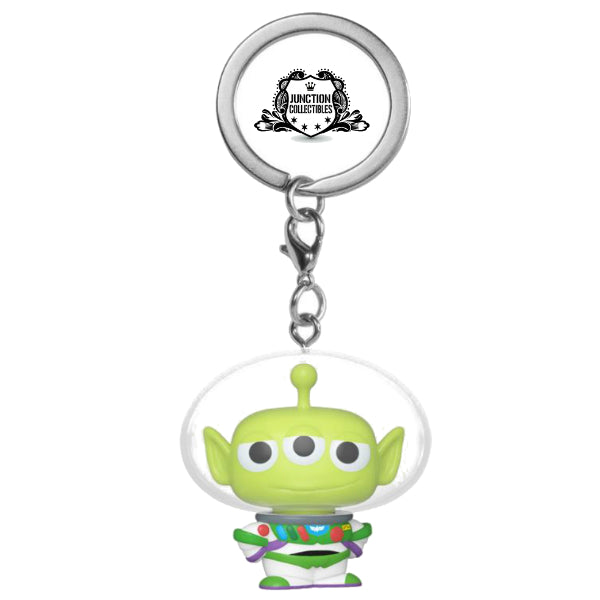 Funko Pocket Pop! Pixar 25th Alien Remix as Buzz Lightyear Vinyl Keychain