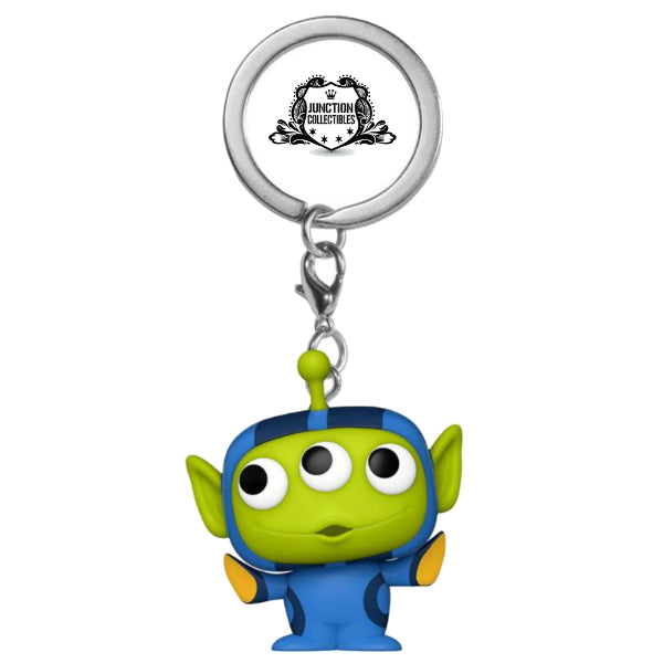 Funko Pocket Pop! Pixar 25th Alien Remix as Dory Vinyl Keychain