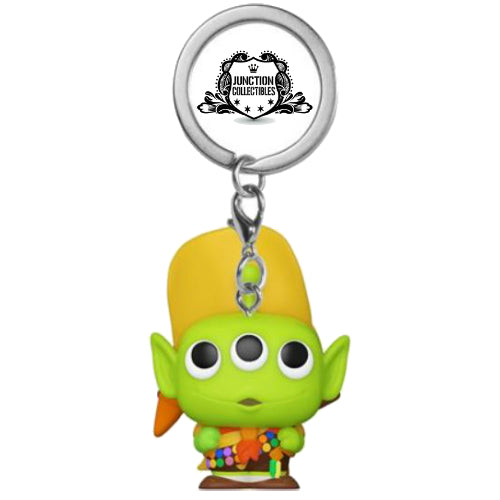 Funko Pocket Pop! Pixar 25th Alien Remix as Russell Vinyl Keychain