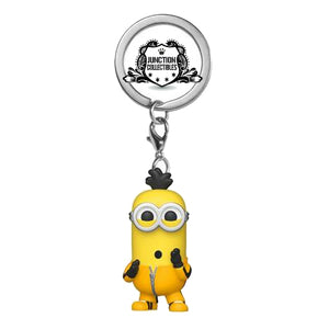 Funko Pocket Pop! Rise of Gru Kung Fu Kevin Keychain