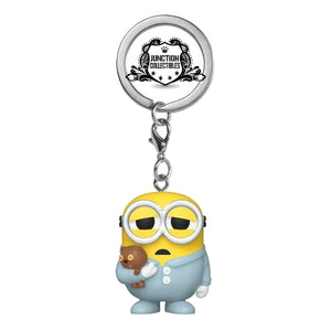Funko Pocket Pop! Rise of Gru Pajama Bob Keychain