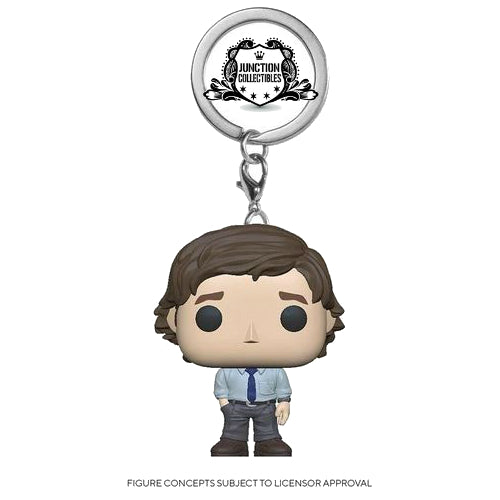 Funko Pocket Pop! The Office Jim Halpert Keychain
