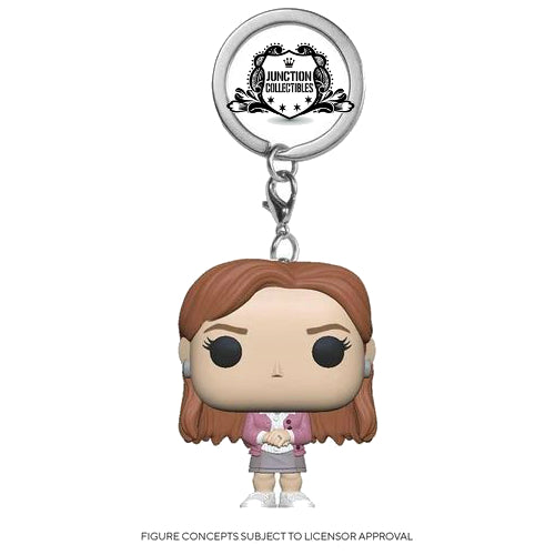 Funko Pocket Pop! The Office Pam Beesly Keychain