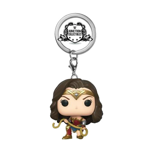Funko Pocket Pop! Wonder Woman 1984 Lasso Vinyl Keychain