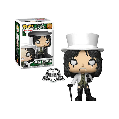 Funko Pop! Alice Cooper Vinyl Figure