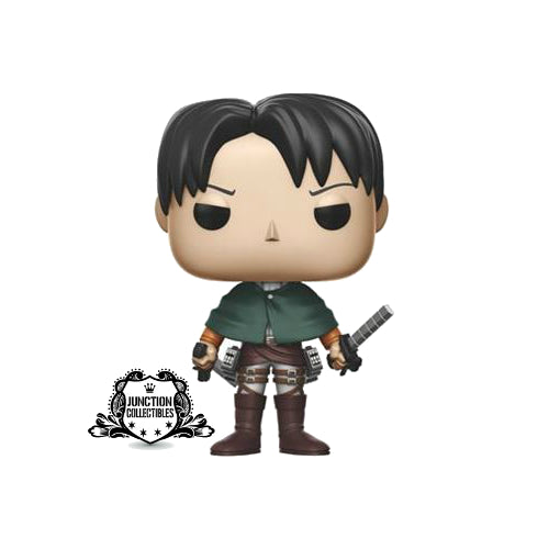 Funko Pop! Attack On Titan Levi Vinyl Figure
