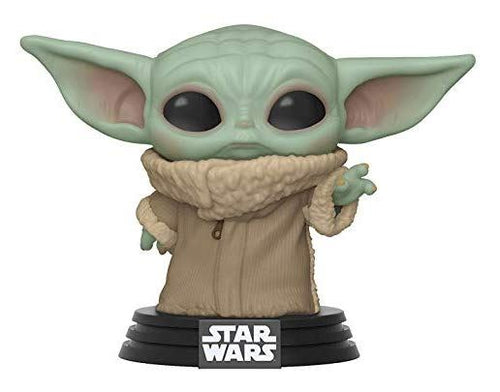 Funko Pop! The Mandalorian - Baby Yoda (The Child) Vinyl Figure
