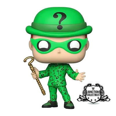 Funko Pop! Batman Forever Riddler Vinyl Figure