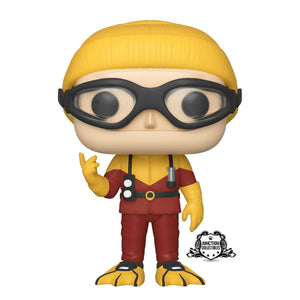 Funko Pop! Big Daddy Scuba Sam Vinyl Figure