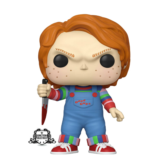 Funko Pop! Child's Play 2 Chucky 10-Inch Vinyl Figure