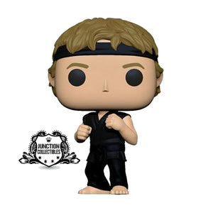 Funko Pop! Cobra Kai Johnny Lawrence Vinyl Figure