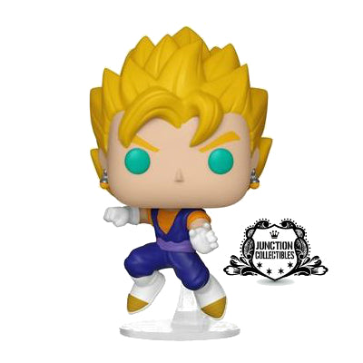 Funko Pop! Dragon Ball Z Super Saiyan Vegito (Exclusive) Vinyl Figure