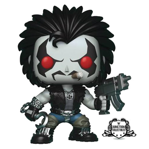 Funko Pop! DC Comics Lobo (Previews Exclusive) Vinyl Figure