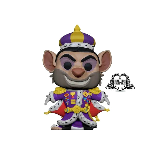 Funko Pop! Disney's Great Mouse Detective Ratigan Vinyl Figure