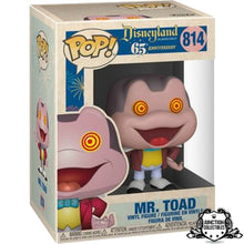 Funko Pop! Disneyland 65th Anniversary Mr. Toad with Spinning Eyes Vinyl Figure