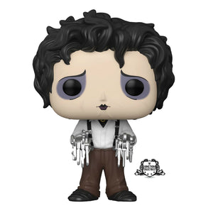 Funko Pop! Edward Scissorhands In Dress Clothes Vinyl Figure