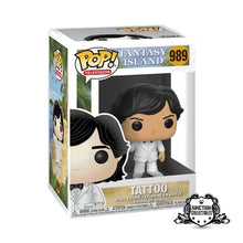 Funko Pop! Fantasy Island Tattoo Vinyl Figure