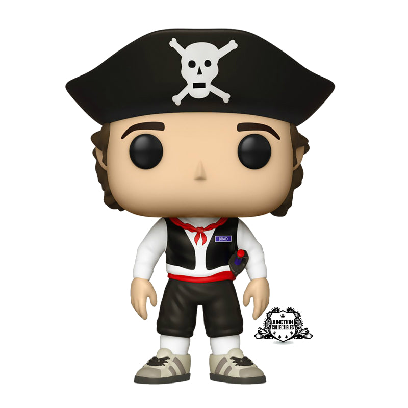 Funko Pop! Fast Times At Ridgemont High Brad As Pirate Vinyl Figure