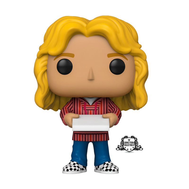 Funko Pop! Fast Times At Ridgemont High Jeff Spicoli with Pizza Box Vinyl Figure