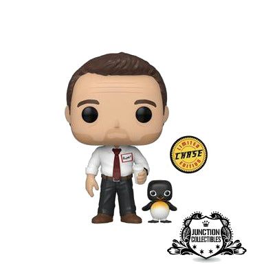 Funko Pop! Fight Club Tyler Durden (Chase) Vinyl Figure