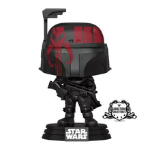 Funko Pop! Star Wars x Futura Boba Fett (Black) (WonderCon 2020/Target Exclusive) Vinyl Figure