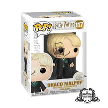 Funko Pop! Harry Potter Malfoy with Whip Spider Vinyl Figure