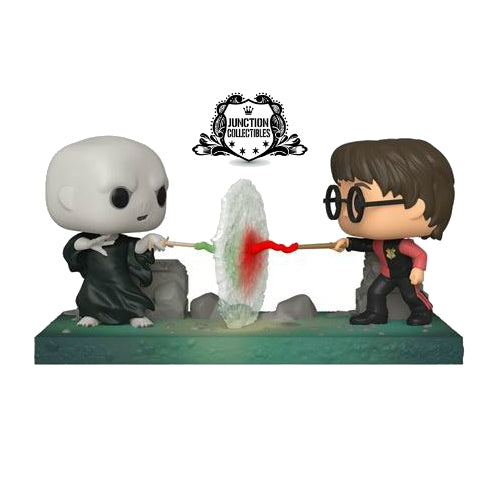 Funko Pop! Harry Potter Vs. Voldemort Moment Vinyl Figure