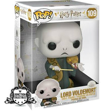 Funko Pop! Harry Potter Lord Voldemort and Nagini 10-inch Vinyl Figure